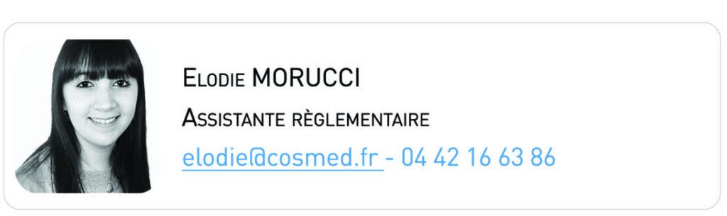 elodie morucci